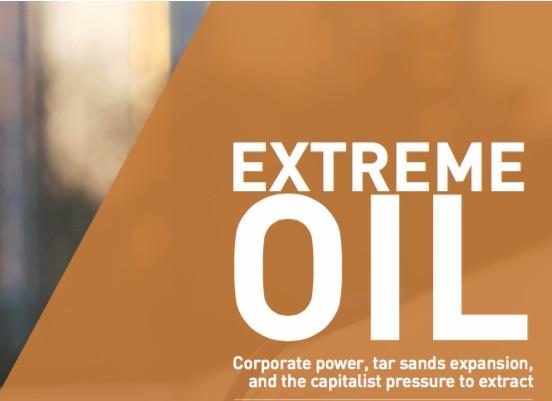 Canada's Extreme Oil // SFU Lecture