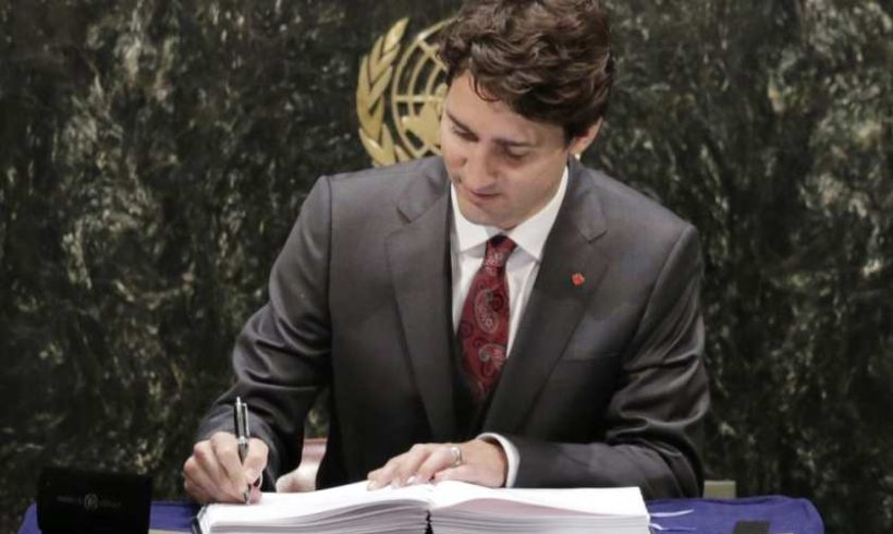 Trudeau, Pipelines, and Having Public Integrity